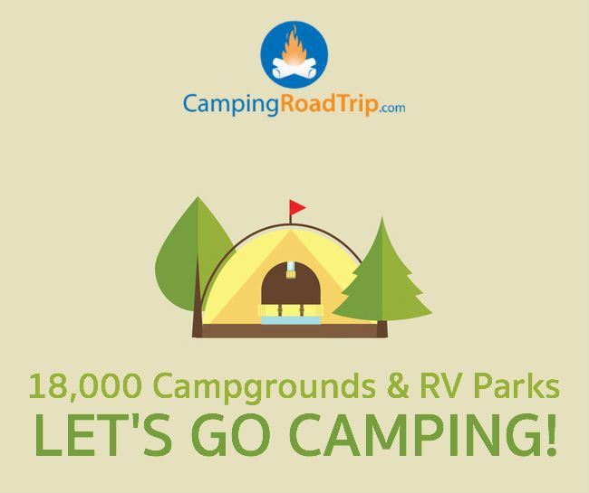 Camping is always a good idea! So easy to find a spot, no matter your needs, RV resort, campground or maybe BLM,  search away & you'll see!