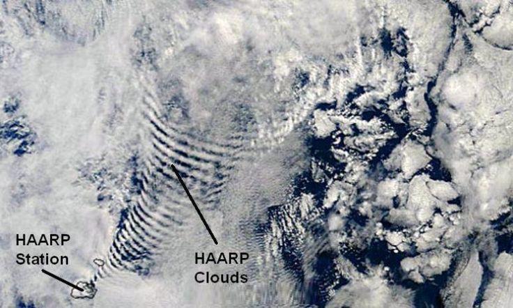 NASA Satellite Imagery Reveals Shocking Proof of Climate Engineering via @worldtruthtv