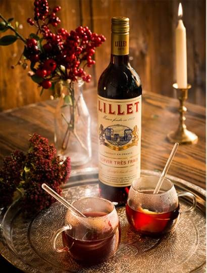 Lillet Point Rouge