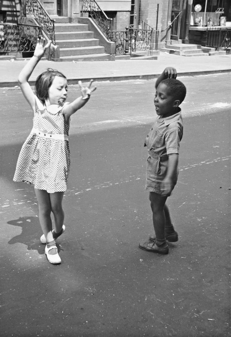 Dancing On The Streets.