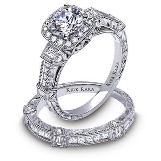Cottage Hill Diamonds Elmhurst: Personalised Engraved Rings // Via Fashionia