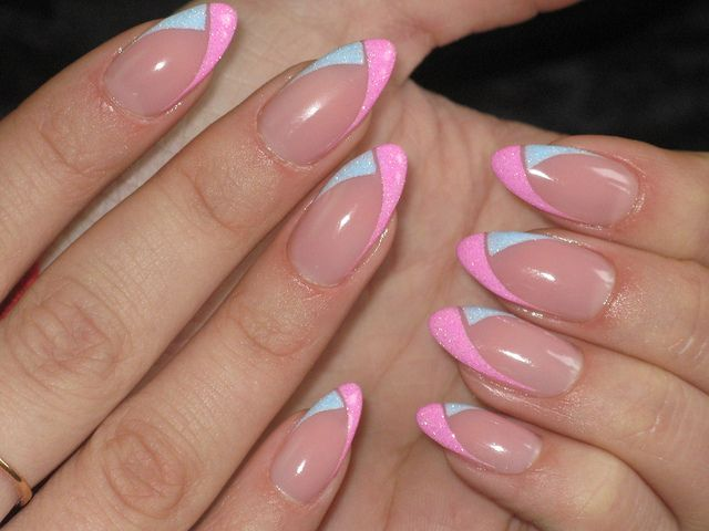 like the idea :) #nails #nail_art