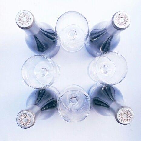 Wine bootle photo advent