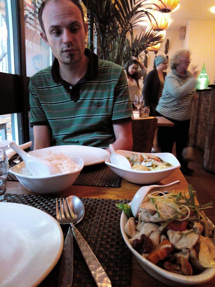 Thai food in Soho
