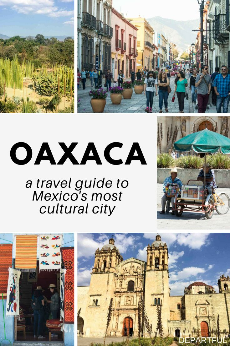 Oaxaca Mexico is getting so much attention at the moment for its deep cultural roots and epic culinary scene. Now is the time to visit! If you're planning a visit to Oaxaca, we've got you covered on what to see & do, where to eat & drink, and where to stay in Mexico's cultural capital | Oaxaca travel, Oaxaca city, Oaxaca food, things to do in Oaxaca, Oaxaca art #oaxaca #mexico #travelblogger