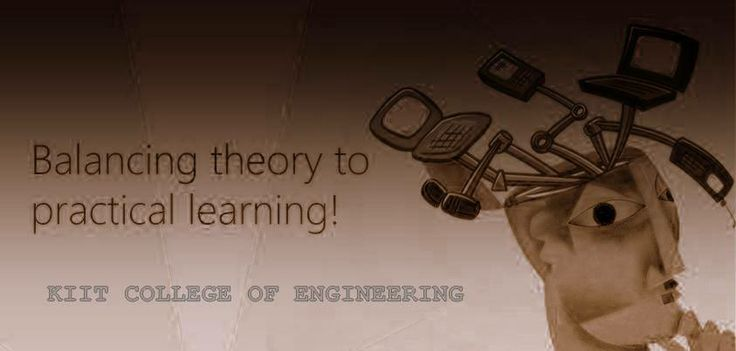 Everything after the education is more practical than theory. Then why is your education primarily theoretical? Make your study practical by studying KIIT Engineering college Get in touch http://www.kiit.in/   1800 1800 008 Toll free Number