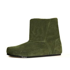 Mammut Boot Green by Peter Non