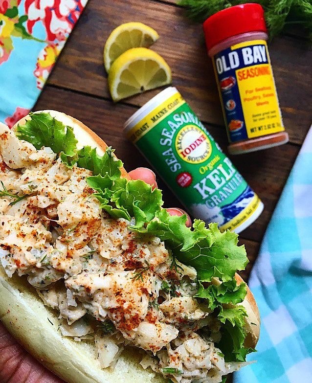 Being vegan doesn't mean that you can't still enjoy a classic lobster roll?. Check out this veganized version of a classic lobster roll using hearts of palm