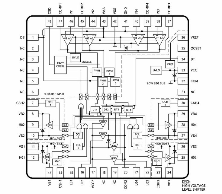 Pin on IC DATA AND PIN DETAILS