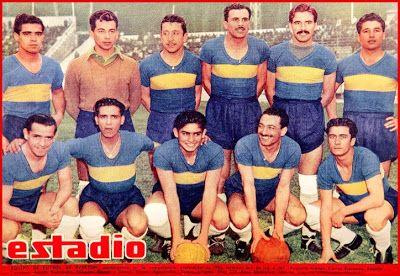 Equipos de fútbol: EVERTON DE VIÑA DEL MAR Campeón de Chile 1952
