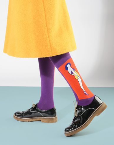 GALLO Socks - Purple