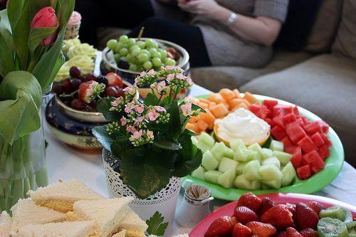 Famous Bridal Shower Brunch Menu: Best 25+ Bridal Luncheon Menu Ideas On Pinterest