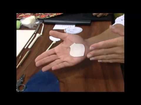 20120224 TECNICAS DE MODELAGEM E PINTURA EM BISCUIT PARTE1 1 - YouTube