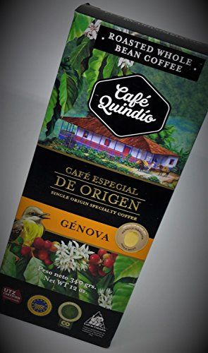 Cafe Quindio Special Origin Coffee Genova 340g120z -- More info could be found at the image url. (This is an affiliate link and I receive a commission for the sales)