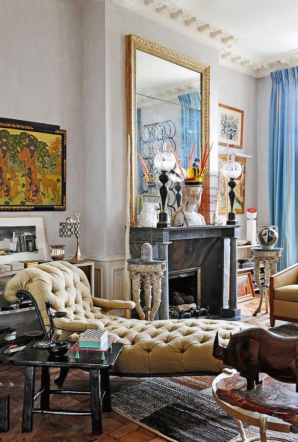 Les 270 meilleures images du tableau designer jacques - Jacques grange architecte d interieur ...