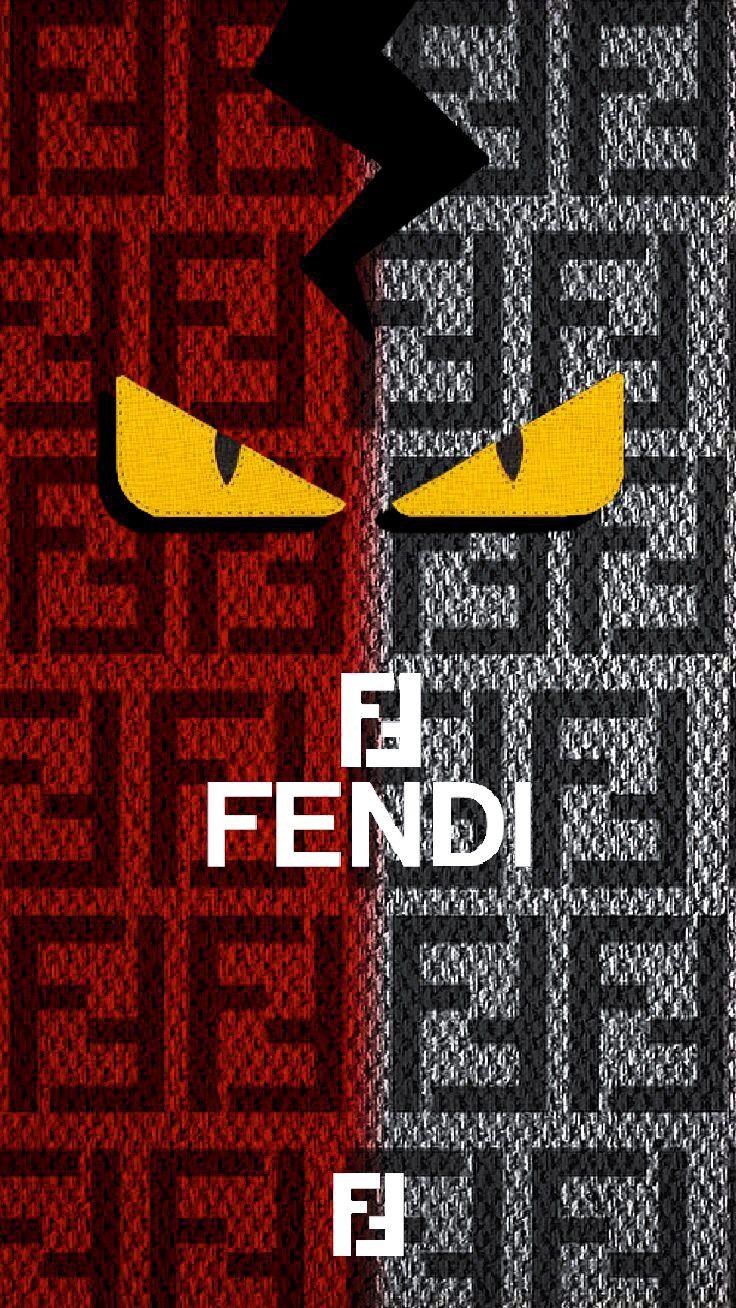 Customs Fendi wallpaper iPhone Hypebeast wallpaper