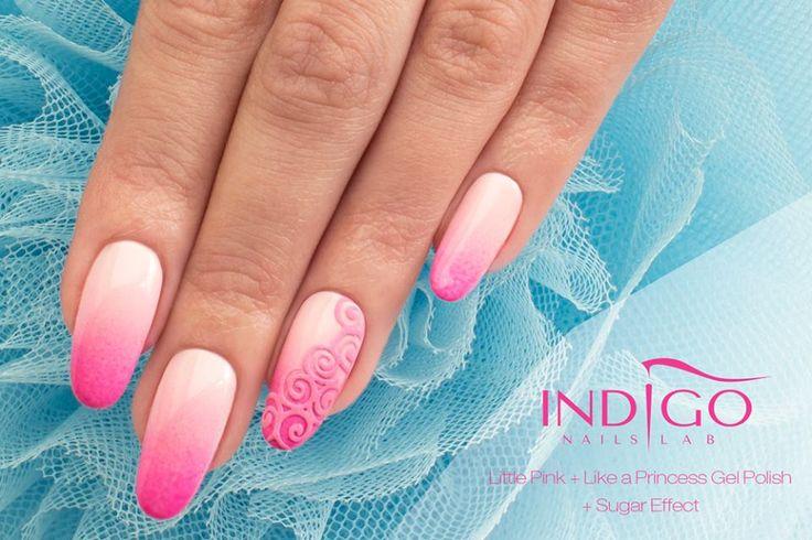Like a Princess (video) | indigo labs nails veneto