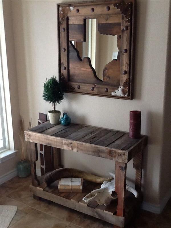 moveis com paletes de madeira 2                                                                                                                                                      Mais