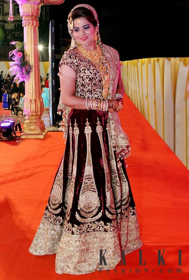 Customer loved this Lehenga by Kalkifashion.com