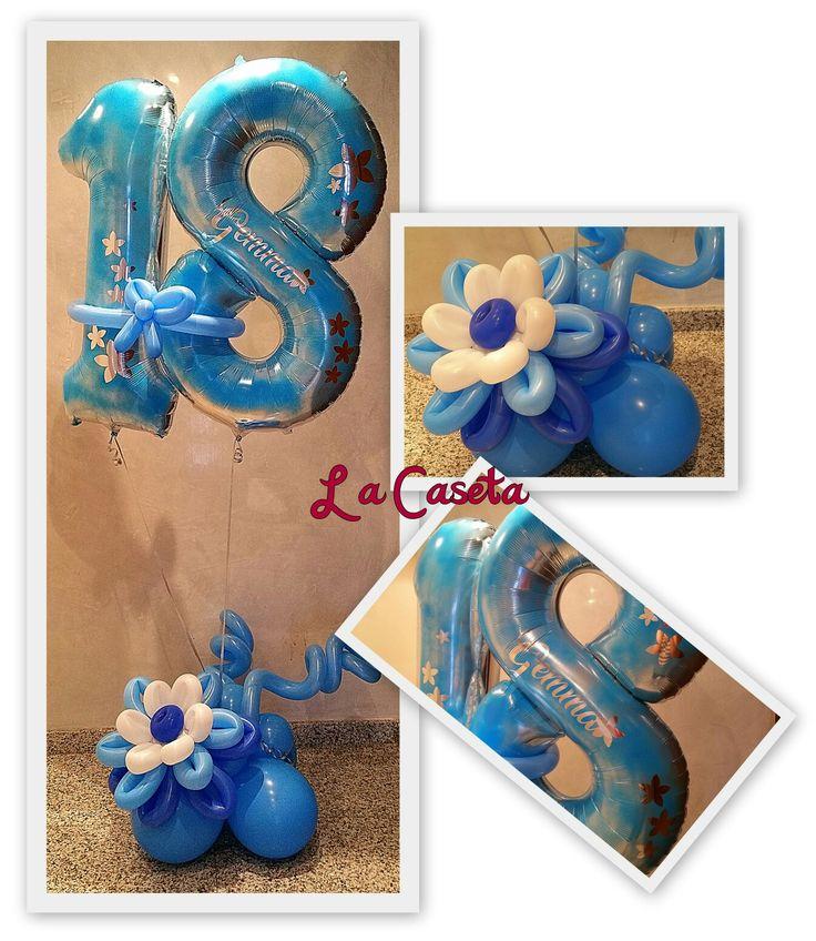 18 balloon