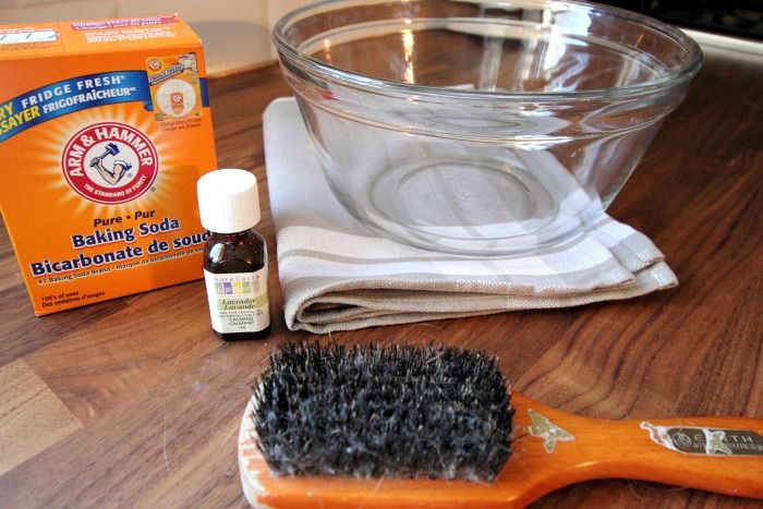 OK, so go ahead and call me weird, but I really get such a sense of satisfaction and accomplishment from little cleaning projects like this. This hairbrush cleaning project is something that only takes a few minutes, but gives you really great results. It's one of those things where you can see the difference right …