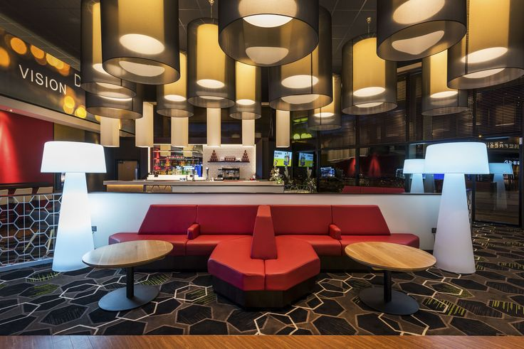Working with National Amusements jtda have completed the design for the new look CDL Coventry. #jtda #Design #CinemaDeLux #Coventry #Interiors #Cinema