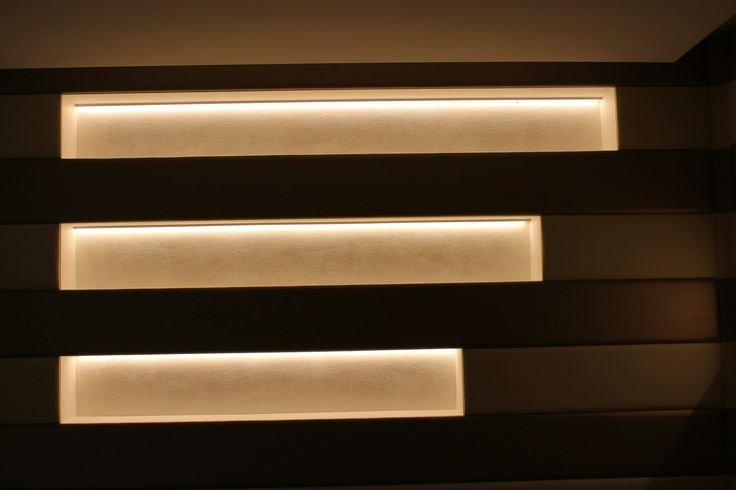 Detail of a wall coating Light.stripes.paneling. coating.leather