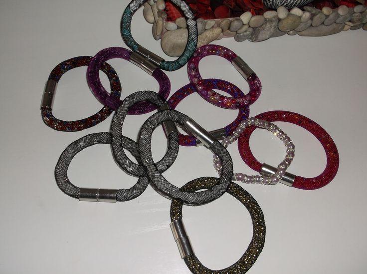 Stardust Mesh Bracelet
