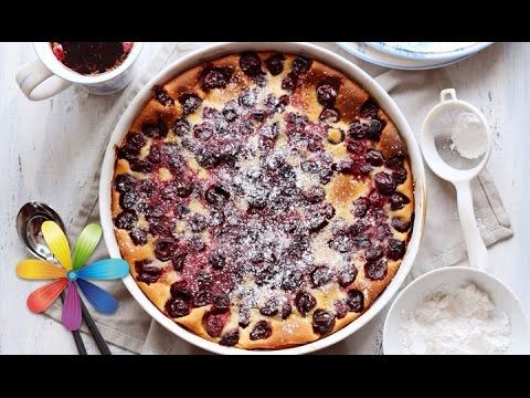 Десерты из вишни: торт-купол Цукотто и Шварцвальдский торт - Лучшие советы «Все буде добре» - YouTube