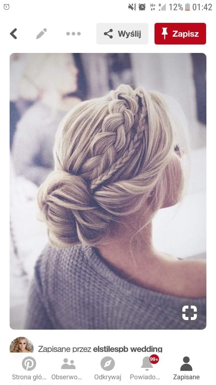 Really like this but prefer more down generally and not sure where hair accessory would go