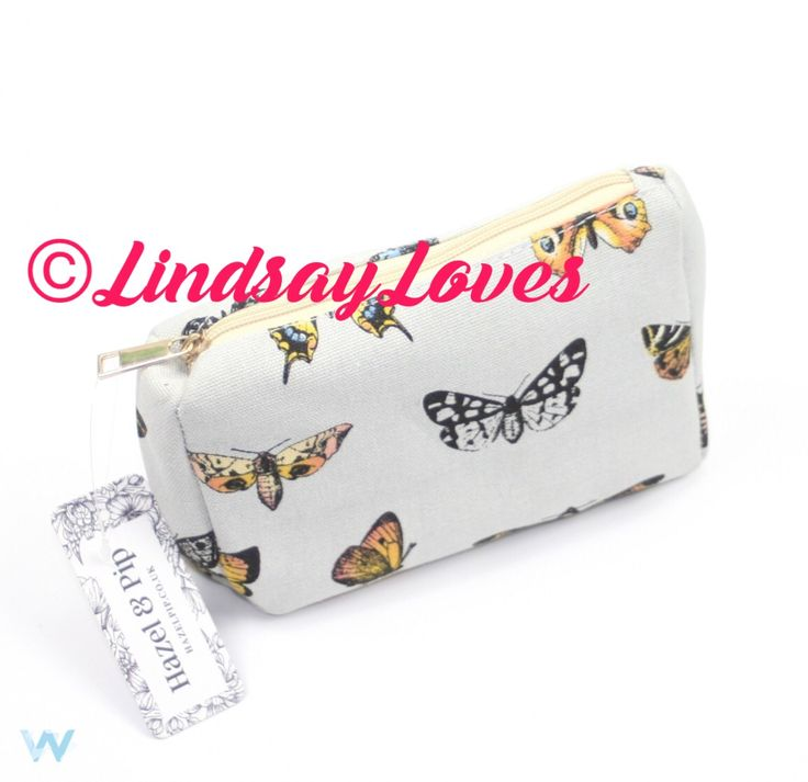 Pretty make up bag £4 at Lindsayloves on facebook