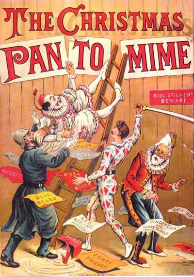 See a Traditional Christmas Pantomime.
