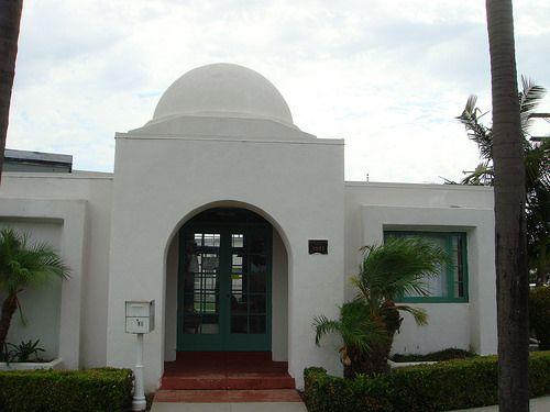 Irving J. San Diego, Architecture, Schools