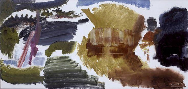 Rush End | Hazlitt Holland-Hibbert | Dealers in twentieth century painting, drawing and sculpture