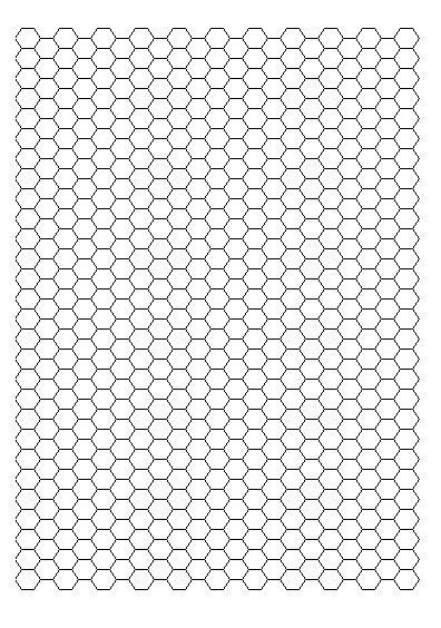 Best Fint Ark Images On   Graph Paper Hexagons And