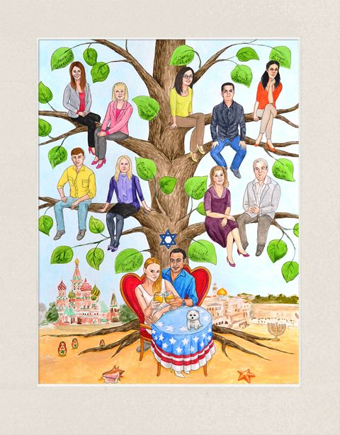 22 best Family Tree gift images on Pinterest | Family tree ...