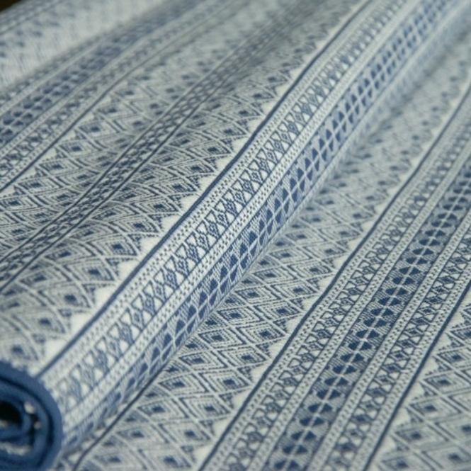 Didymos hordozókendő Kék-fehér indio