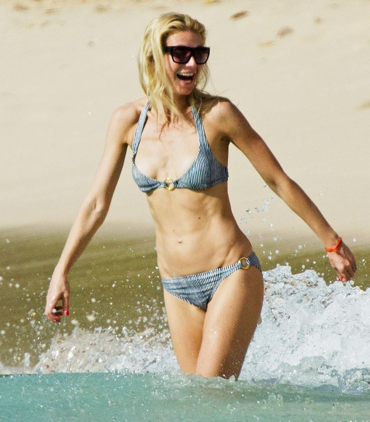 Gwyneth Paltrow Turns 40: Her Amazing Bikini Body: February 19, 2011