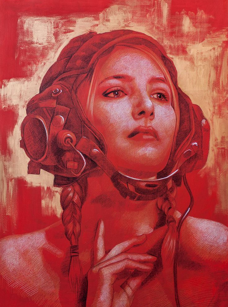 On Canvas | Contemporary Figurative Artist Kathrin Longhurst