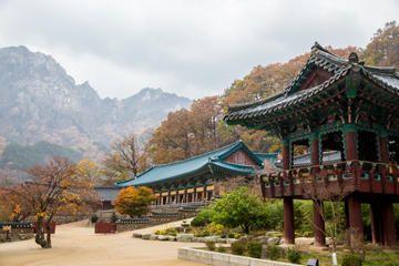 Seoraksan National Park Day Trip from...