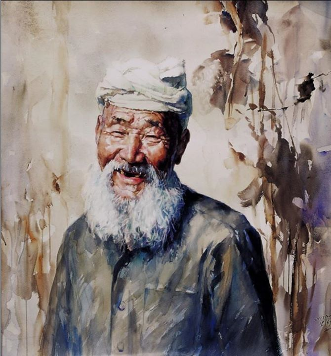 Shi Tao   WATERCOLOR