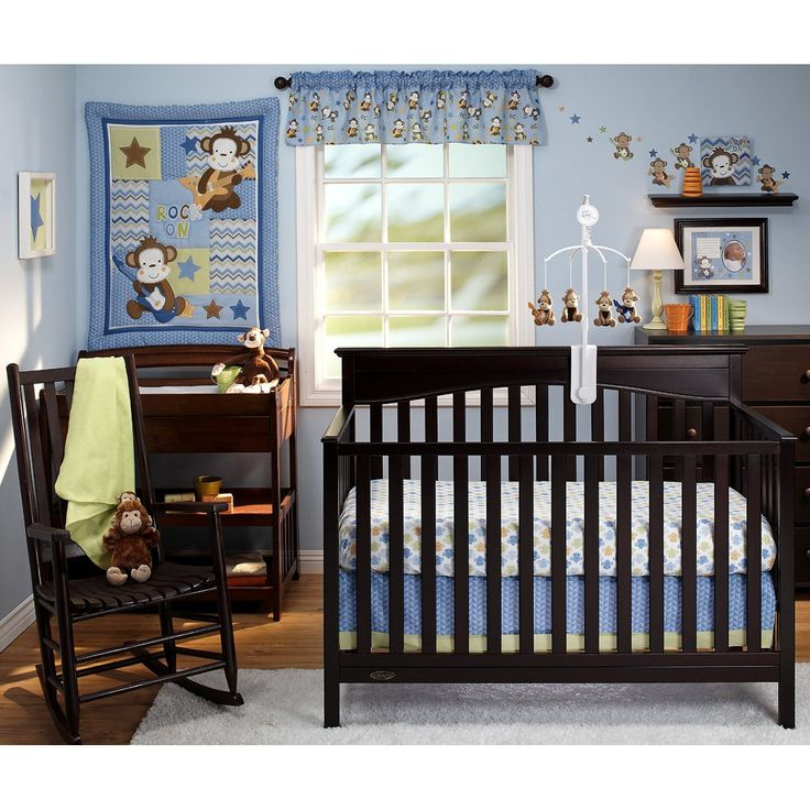 71 best Boys Baby Bedding and Nursery Themes images on Pinterest ...