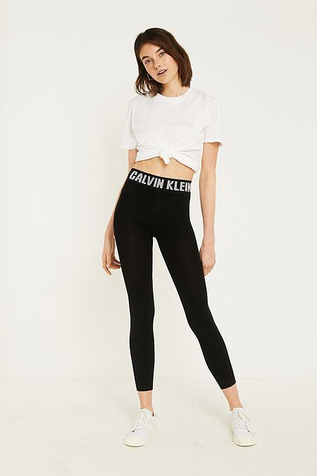 35eeba2141 Calvin Klein Modern Cotton Leggings | Sophie | Cotton leggings ...