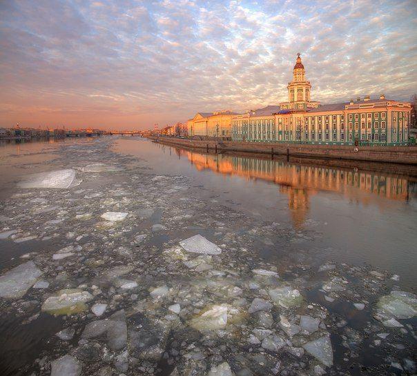 Весна в Санкт-Петербурге / Speleologov.Net - мир кейвинга