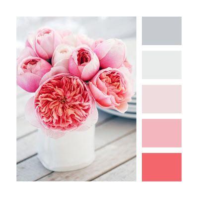 My Party Design: colour palettes