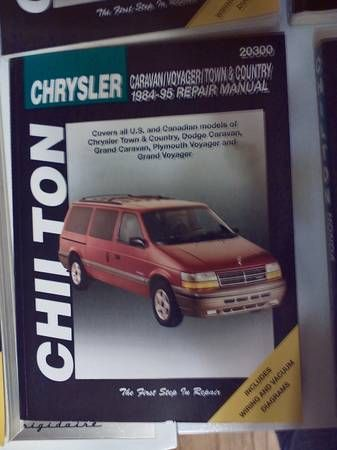 Chilton auto repair manuals (Port. Orchard) $8