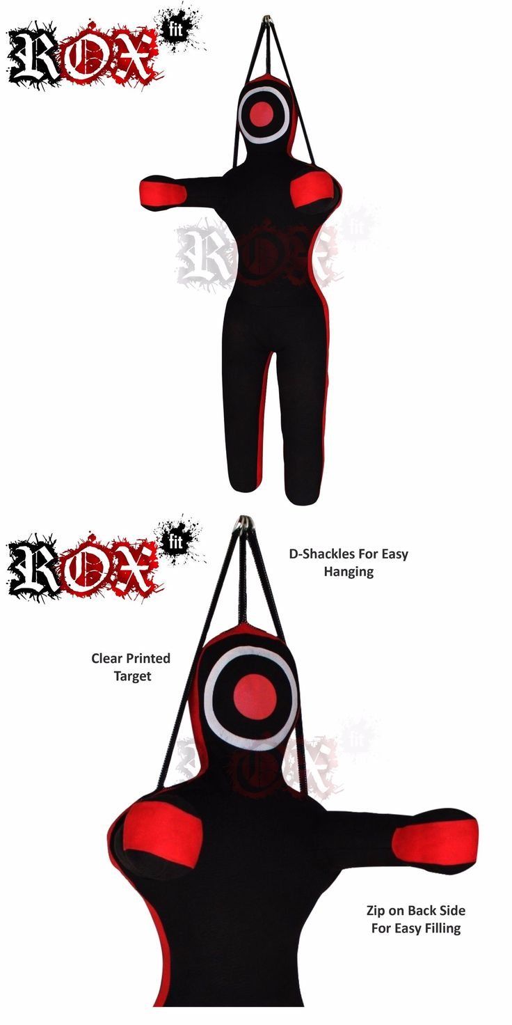 Dummies 179786: Grappling Dummy Rox Fit Hanging Dummy Boxing Punch Bag Brazilian Jujitsu 6 Ft -> BUY IT NOW ONLY: $84.99 on eBay!