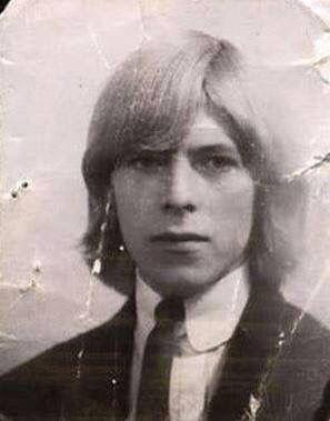 David Bowie 60s.