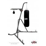 X Mark XM-2840 Deluxe Heavy Bag Stand with Adjustable Speed Bag Platform
