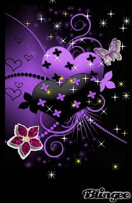 Everything Purple..